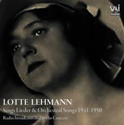 Lotte Lehmann - Opera Recital