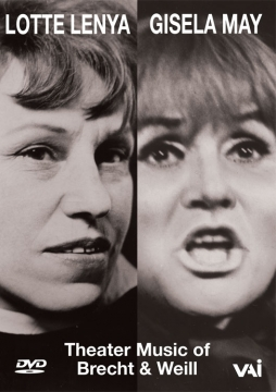 Lotte Lenya & Gisela May: Theater Songs of Brecht & Weill (DVD)
