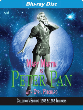 PETER PAN COLLECTOR'S EDITION Includes 1956 & 1955 Telecasts (Blu-ray)